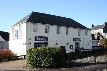 Riverbank Restaurant and Retail Premises, Goods Lane