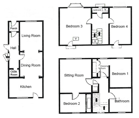 House Floorplan